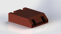 Heatsink SuperMicro Р0028Р