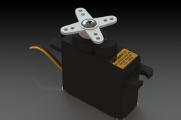 Hobbico CS12-MG High-Speed Micro Servo