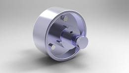Rigid Flange Coupling