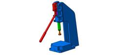 manual press