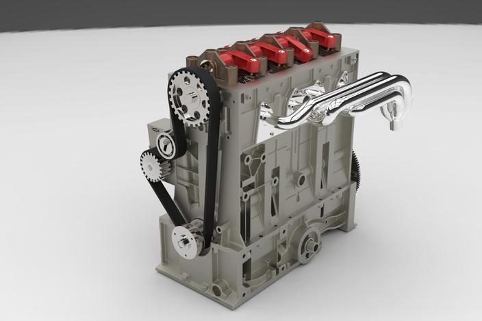 Psa Tu1 Engine  1 1 L Peugeot 206