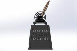 Italics Award Trophy