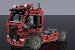 Camion LEGO 8436 (truck)