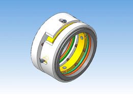 Mechanical seal (rotary part)