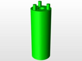 AKA 2-Liter disassembly tool