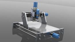 3 Axis Router CNC