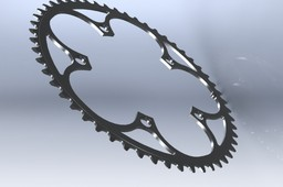 53T chainring