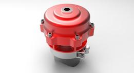 Blow off valve 50 mm
