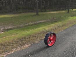Robotic kit wheel