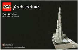 LEGO Set 21008 Burj Khalifa
