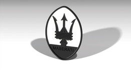 Maserati Emblem / by Sebastian Argyelan