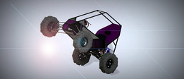 SAE BAJA 3D CAD model buggy Vehicle N1 by Team Wraith Racing of Guru Nanak Institutions Technical Campus