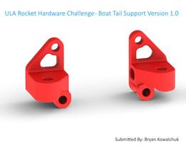 ULA Boat Tail Design Challenge V1