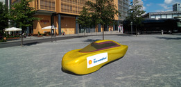 Shell Eco Marathon Prototype Design