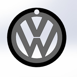 Volkswagen Key ring