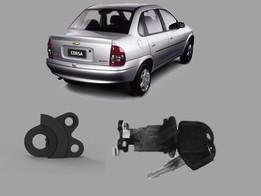 Tranca Porta malas GM Classic (Impressão 3d) / Celta - Car Trunk Lock GM Classic / Celta (3D Print)