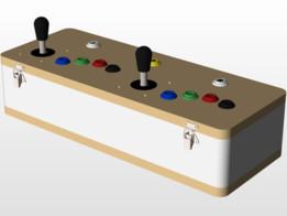 Homemade arcade control