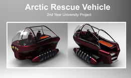 Arctic Rescue Vehicle