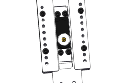 Linear motion for servo
