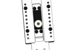 Linear motion for servo