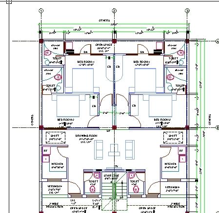 Http Www Joystudiodesign Com 2d 2d Autocad House Designer Drawing Html