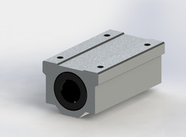 linear ball Bearing Twin Block support unit 16 mm