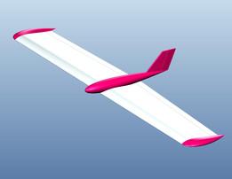 Flying Wing - Bat