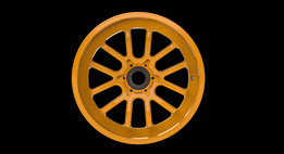 LMP1 Wheel Rim 18x12 inches - V16 (Rear)