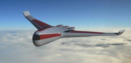 BWB aircraft