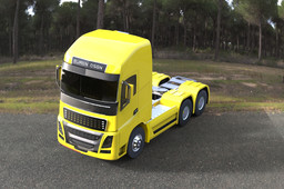Volvo FH try