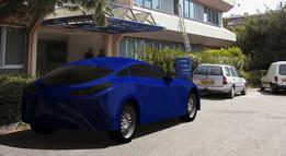 Concept Car Design Practice