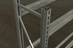 Spool Rack 96 inches