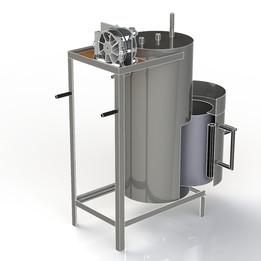Biomass Steam Turbine