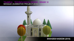 mosque - Most downloaded models | 3D CAD Model Collection | GrabCAD