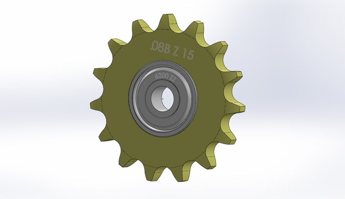 Chain Idler Sprocket