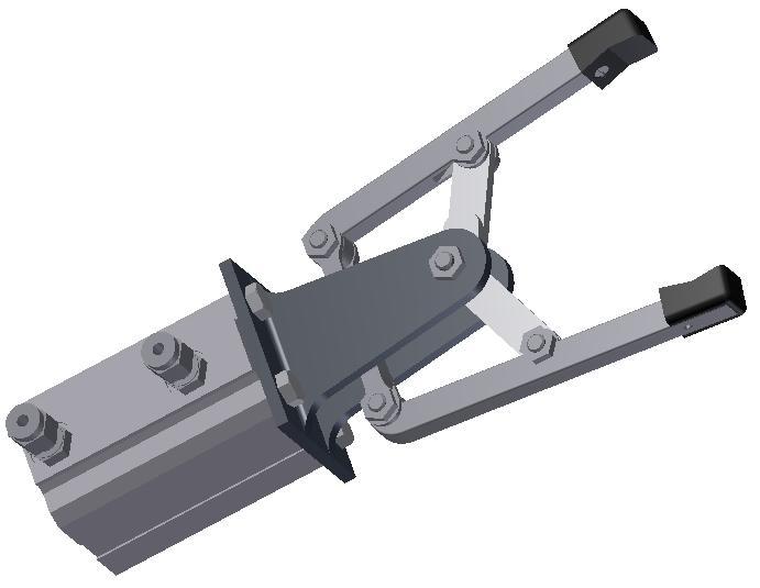 Gripper Mechanical Design Design Robotics Gripper