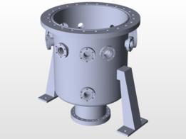 vacuum chamber UHV