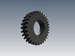 Transmission Helical Speed Gear