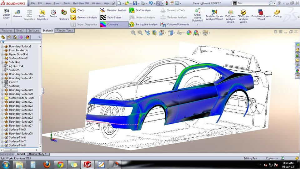 car design software car designing software 3d car 3d design online Tutorial: Car Design: Camaro Body Design | 3D CAD Model Library | GrabCAD
