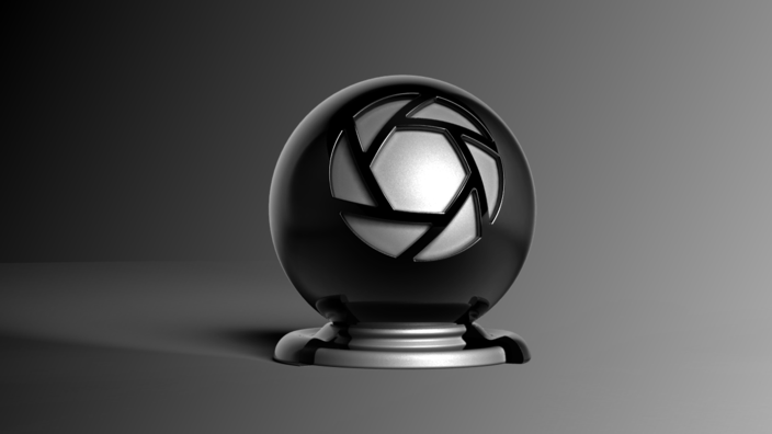 KeyShot Material Ball