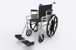 Wheelchair, standard model