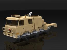 Tatra 816 8x8 Heavy Tank Transport