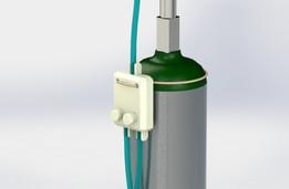 Printable Oxygen Splitter