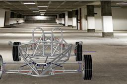 Speedster Chassis - 2