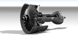 2-Spool High Bypass Turbofan