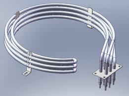 Heater Element - Triple