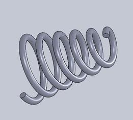 Spiral spring