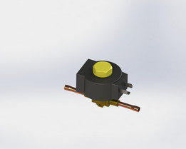 Castel 1-4 inch Solenoid valve