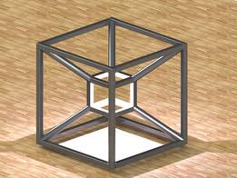 cubesatbased on tessaract concept