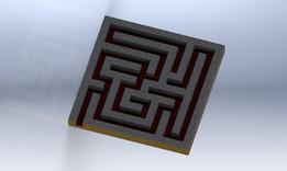 3D Maze Game